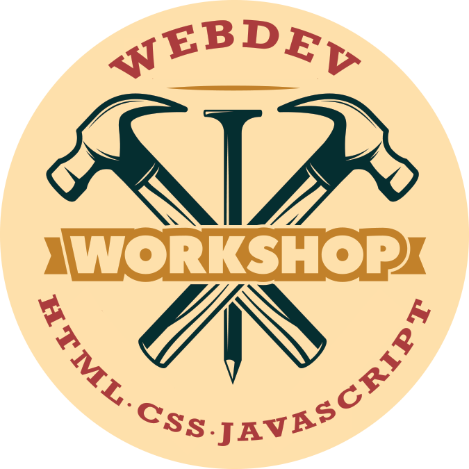 WebDev Workshop logo